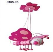Otroška svetila metulj stropna