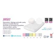 Nepremočljiva prevleka za vzmetnice 120 x 60 cm Jersey