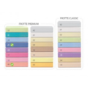 Prevleka za vzmetnico Frotee Premium 120-140/60-70cm