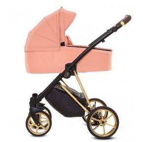 Otroški voziček Musse APRICOT 3v1