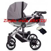 Voziček Babyactive CHIC + Zimska vreča GRATIS