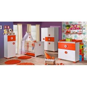 Otroška soba CLASSIC barvna
