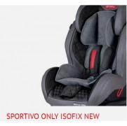 Otroški avtosedež Coletto Sportivo only isofix NEW