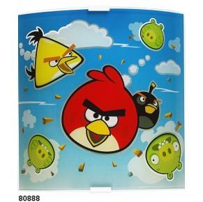 Stensko svetilo Dalber Angry Birds