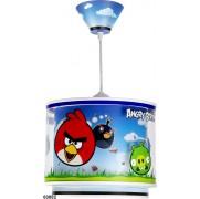 Viseče stropno svetilo Dalber Angry Birds