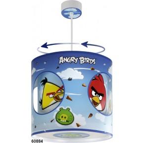 Rotacijsko viseče svetilo Dalber Angry Birds