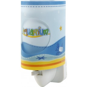 Nocna lučka LED Dalber Aquarium