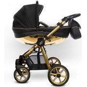 Voziček Mommy GLOSSY Gold mg01