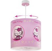 Otroško rotacijsko stropno svetilo Hello Kitty