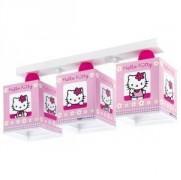 Stropna svetilka Hello Kitty tridelna