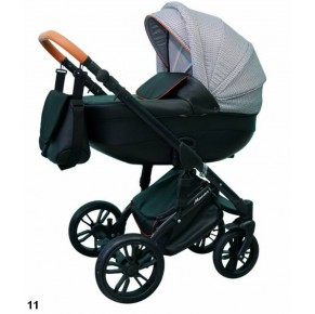 Otroški voziček DYMEX MACAN 3v1