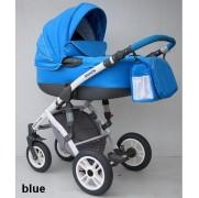 Otroški voziček Nestor Monn White line 3v1