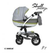 Otroški voziček SHELL PRESTIGE