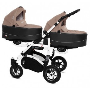 Babyactive Twinni Premium belo ohišje