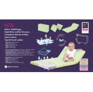 Zložljiva prenosna vzmetnica Babymatex Ressi
