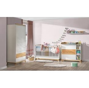Otroška soba NORDIK popoln komplet