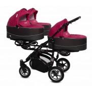 Voziček za trojčke Babyactive Trippy Premium