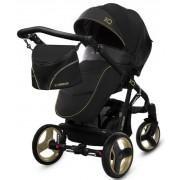 Športni voziček Sport XQ GOLD BLACK